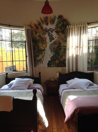 Posada Tambuca: Bedroom #1