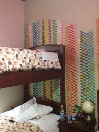 Posada Tambuca : Bedroom #5