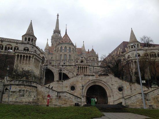 Free Budapest Walking Tours: Оксана