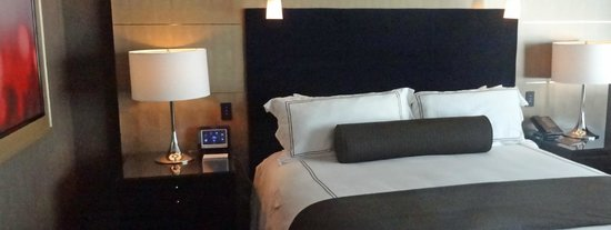 ARIA Resort & Casino: comfy beds