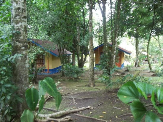 Cerro Chato Eco Lodge: Cabins