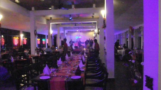 Hotel Hilltop : New Years Eve dinner Dance