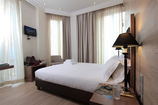 Athens Lotus Hotel: Standard Double Room
