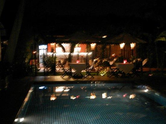 Areca Angkor Boutique: Отель и местность