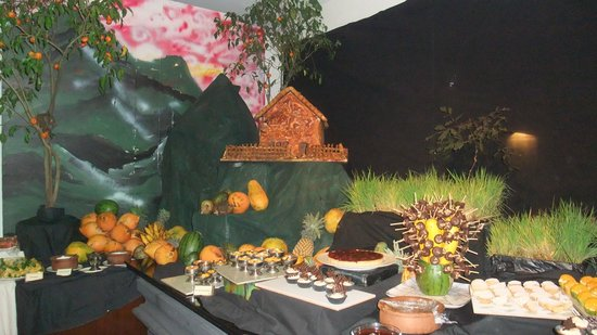 Hotel Hilltop : New Years Eve Buffet