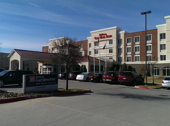 Hilton Garden Inn DFW North Grapevine: Hotel