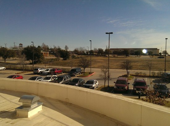 Hilton Garden Inn DFW North Grapevine: View