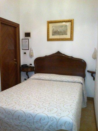 Hotel Mercurio Venezia : camera