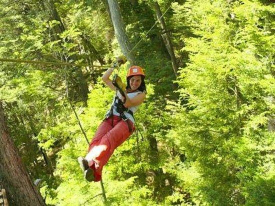 Canopy: indescriptible experiencia !