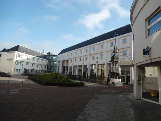 Novotel Brugge Centrum : The Hotel