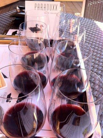 Paraduxx Winery: Sip & Savor !