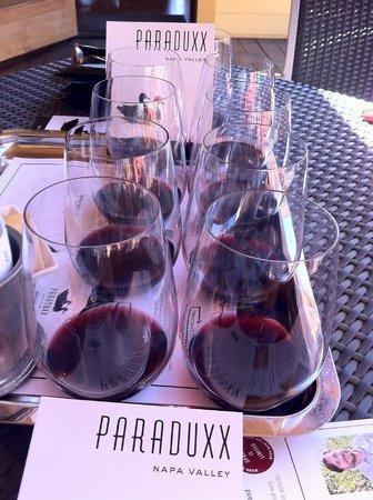 Paraduxx Winery: Championship Wines