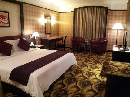 Grand Bluewave Hotel Shah Alam : Deluxe room at Ladies Floor
