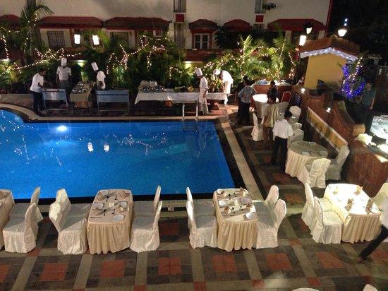 De Alturas Resort: Подготовка к рождественскому ужину
