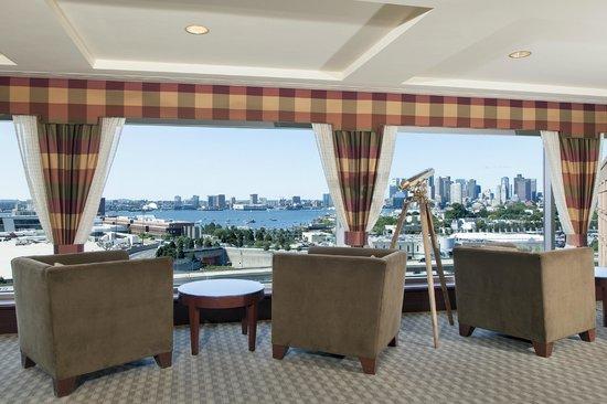 Photo of Hotel Hilton Boston Logan Airport at One Hotel Drive, Boston, MA 02128, United States