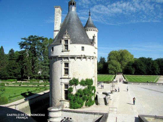 Schloss Chenonceau: Torre do castelo