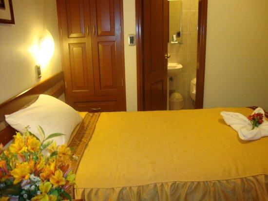 Antawasi Hotel: habitacion simple