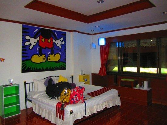 AKWA Guesthouse: Room