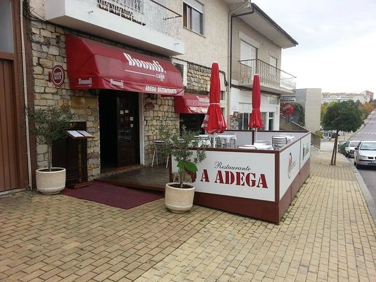 A Adega Restaurant, Mirandela, Portugal