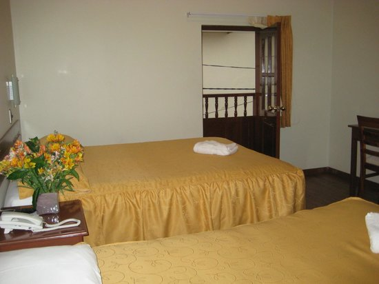 Antawasi Hotel: habitacion matrimonial queen