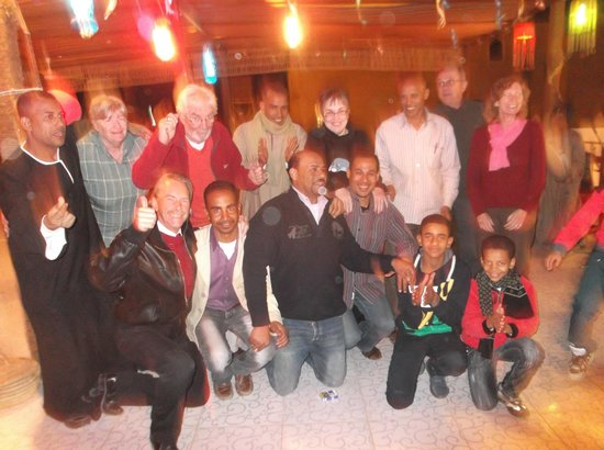 Africa Restaurant: We all had a superb evening.
