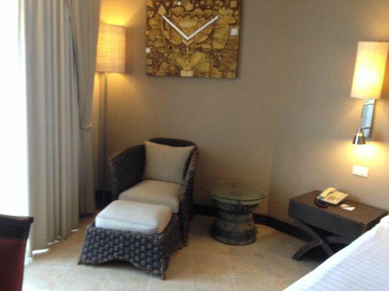 Garden Cliff Resort and Spa: зона отдыха