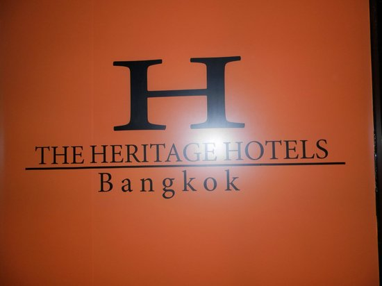 The Heritage Bangkok: отель