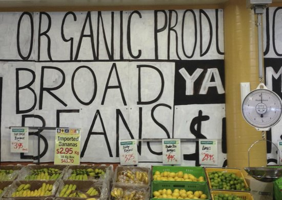 Zest Food Tours of New Zealand : local produce from more wilsons