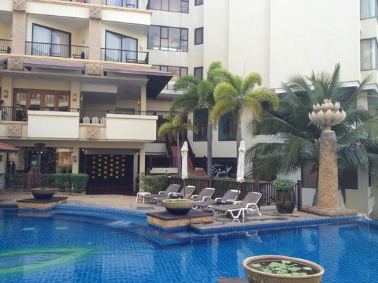 Garden Cliff Resort and Spa: бассейн