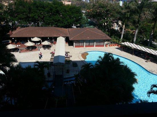 Barcelo San Jose: Foto tomada desde la habitacion