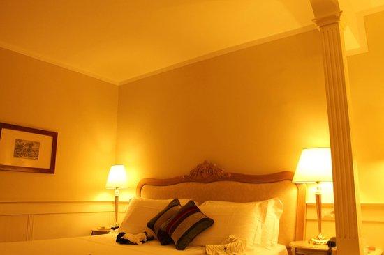 Hotel Leon d'Oro: camera