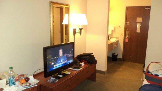 La Quinta Inn Omaha Southwest: TV