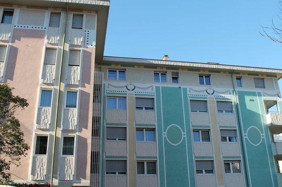Hotel Leon d'Oro: facciata