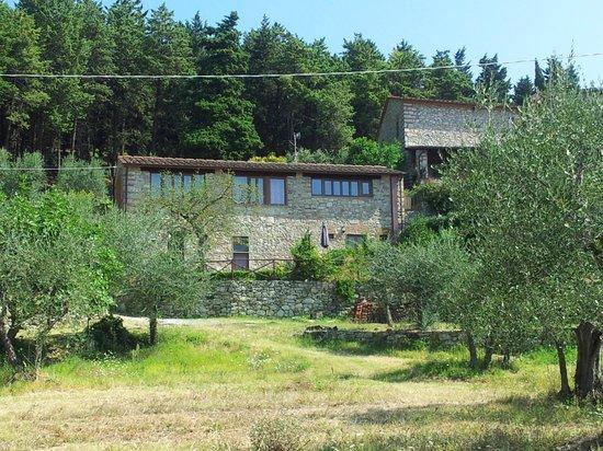 Agriturismo San Giorgio : casa il fienile