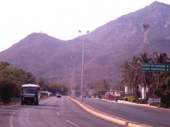 Manzanillo Bay: santiago