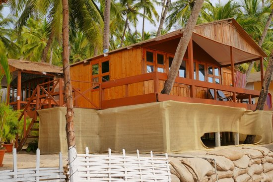 Cuba Premium Beach Huts: bungalow 101