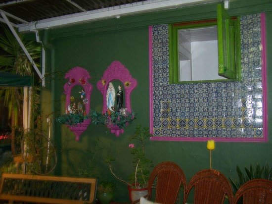 Hermosa Decoración En Terraza Exterior Picture Of Casa