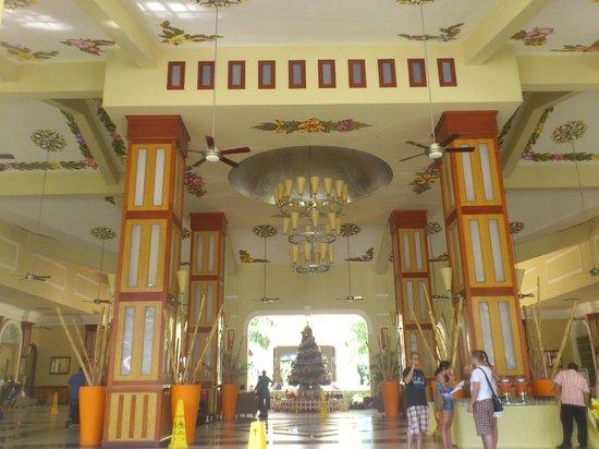 Hotel Riu Guanacaste : bella la recepción