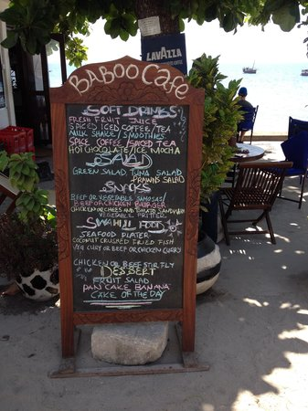 Baboo Cafe