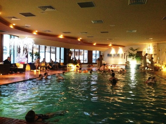 Hotel Principi di Piemonte : area benessere