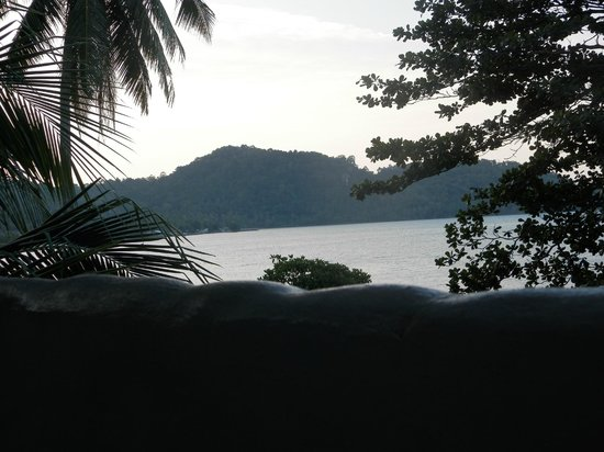 Warapura Resort: вид с балкона