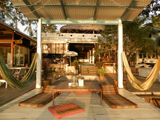 Warapura Resort: ресторан