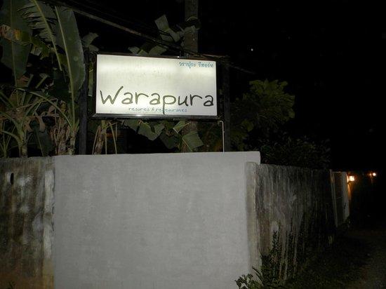 Warapura Resort: отель