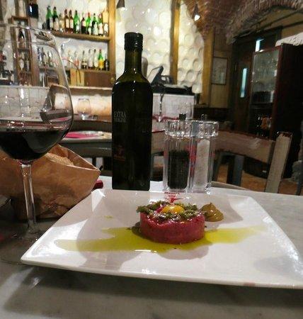 Maxela Genova 1 : Steak Tartare