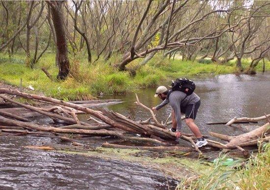 Laguna de los Padres: Trekking por la reserva