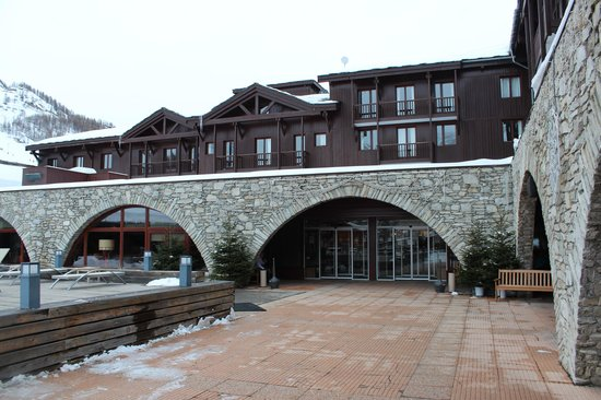 Club Med Val d'Isere : Clubmed