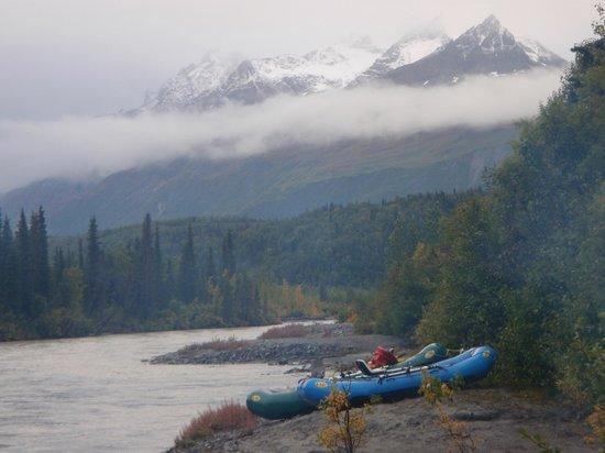 Dave Fish Alaska: Tlikakila River