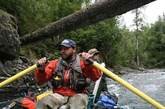 Dave Fish Alaska: Close Call