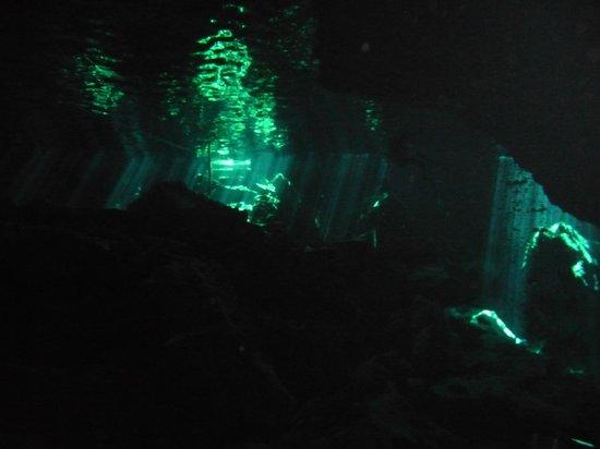 Deep Life Divers: Chiken-ha cenote