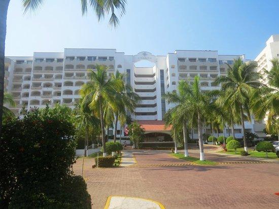 Tesoro Ixtapa: Hotel Tesoro